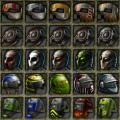 Deadlands Helmets